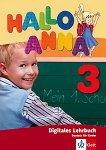 Hallo Anna - ниво 3 (A1.2): CD-ROM по немски език с интерактивна версия на учебника -