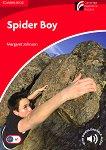 Cambridge Experience Readers - Beginner/Elementary (A1): Spider Boy -