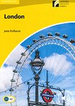 Cambridge Experience Readers - Elementary/Lower-Intermediate (A2): London - Jane Rollason - книга