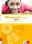 Mittelpunkt Neu - B1+: Интерактивна версия на учебника по немски език - DVD-ROM -