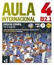 Aula Internacional - Ниво 4 (B2.1): Учебник без отговори + CD : Учебна система по испански език - Segunda edicion - Jaime Corpas, Augustin Garmendia, Nuria Sanchez, Carmen Soriano -
