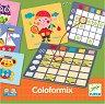 Микс от цветове - Настолна образователна игра - игра