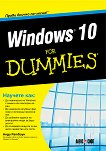 Windows 10 For Dummies - Анди Ратбоун -