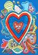 """Червено и синьо - Златна колекция - Колекция """"Hearts of Gold"""" -"""