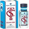 """Tom Tailor College Sport Man EDT - Парфюм за мъже от серията """"College Sport"""" -"""