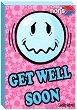 """Get well soon - Мини пъзел от серията """"SmileyWorld"""" -"""