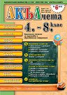 Акълчета: 4., 5., 6., 7. и 8. клас : Национално списание за подготовка и образователна информация - Брой 44 -