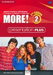 MORE! - Ниво 2 (A2): Presentation Plus - DVD : Учебна система по английски език - Second Edition - Herbert Puchta, Jeff Stranks, Gunter Gerngross, Christian Holzmann, Peter Lewis-Jones -