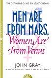 Men are from Mars, Women are from Venus - John Gray -