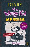 Diary of a Wimpy Kid - book 10: Old School - Jeff Kinney -
