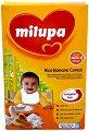Инстантна млечна каша - Ориз и банани - Опаковка от 250 g за бебета над 4 месеца -