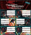 Етикети за тетрадки - The Ghost Squadron -