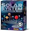 """Направи сам модел на слънчевата система - Детски образователен комплект от серията """"Kidz Labs"""" -"""