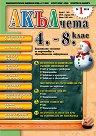Акълчета: 4., 5., 6., 7. и 8. клас : Национално списание за подготовка и образователна информация - Брой 46 -