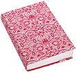 Текстилна подвързия за книга - Borage -