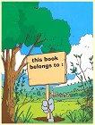 Етикети за надписване на книги - Rabbit -