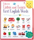 Listen and Learn First English Words -