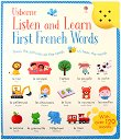 Listen and Learn First French Words - Sam Taplin, Mairi Mackinnon -