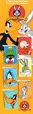 Мини отметки за книги - Looney Tunes -