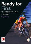 Ready for First - Upper Intermediate (B2): Учебник без отговори Учебен курс по английски език - Third Edition -