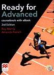 Ready for Advanced - ниво C1: Учебник по английски език с допълнителни материали : Учебен курс по английски език - Third Edition - Roy Norris, Amanda French -
