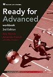 Ready for Advanced - ниво C1: Учебна тетрадка без отговори + CD : Учебен курс по английски език - Third Edition - Roy Norris, Amanda French, Miles Horden -