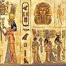 Салфетки за декупаж - Египет - Пакет от 20 броя -