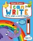 Wipe-clean: I can write - Emily Stead -