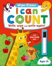 Wipe-clean: I can count - Emily Stead -