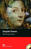 Macmillan Readers - Elementary: Unique Graves + 2 CDs - Allan Frewin Jones - книга