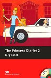 Macmillan Readers - Elementary: The Princess Diaries - book 2 + extra exercises and 2 CDs - Meg Cabot - учебна тетрадка
