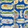 """Водни пътища - Комплект за игра от серията """"Siku: World"""" -"""