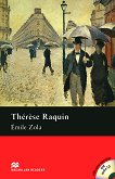 Macmillan Readers - Intermediate: Therese Raquin + extra exercises and 3 CDs - Emile Zola -