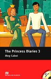 Macmillan Readers - Pre-Intermediate: The Princess Diaries - book 3 + extra exercises and 2 CDs -