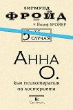 5-те случая: Анна О. - Зигмунд Фройд, Йозеф Бройер -