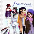 Книжка за оцветяване: Miss Modeline - Winter Fashion -