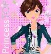 Princess Top: Детски комплект за оцветяване -