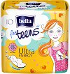 Bella for Teens Ultra Energy Deo Fresh - Дамски превръзки с крилца в опаковка от 10 броя -