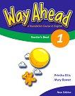 Way Ahead - Ниво 1: Книга за учителя : Учебна система по английски език - Printha Ellis, Mary Bowen -