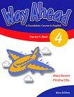 Way Ahead - Ниво 4: Книга за учителя : Учебна система по английски език - Printha Ellis, Mary Bowen -