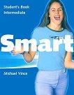 Smart - Intermediate: Учебник без отговори : Учебна система по английски език - Michael Vince -