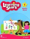 Learning Stars - ниво 1: Учебна тетрадка по математика : Учебна система по английски език - Jill Leighton -
