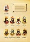 Ученическа тетрадка - Владетели - Формат A5 - тетрадка