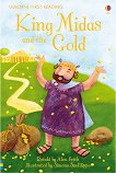 Usborne First Reading -  Level 1: King Midas and the Gold - Alex Frith - книга