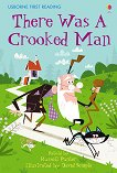 Usborne First Reading - Level 2: There Was a Crooked Man - Russell Punter -