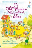 Usborne First Reading - Level 2: The Old Woman Who Lived in a Shoe - Russell Punter -