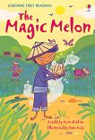 Usborne First Reading - Level 2: The Magic Melon - Rosie Dickins -