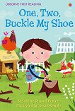 Usborne First Reading - Level 2: One, Two, Buckle My Shoe - Russell Punter - книга