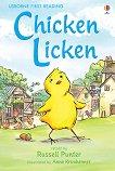 Usborne First Reading - Level 3: Chicken Licken - Russell Punter -