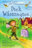 Usborne First Reading - Level 4: Dick Whittington - Russell Punter - книга